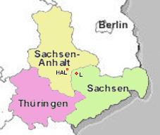 Mitteldeutschland, pol.