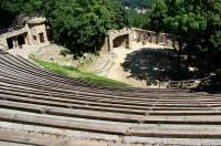 Bergtheater Thale - noch ist es leer