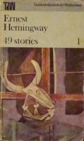 Hemingway, 49 Stories, Bd, 1; TdW, Aufbau 1977