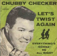 Chubby Ckecker - The King Of Twist