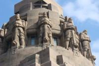 Völkerschlachtdenkmal - die Wächterfiguren