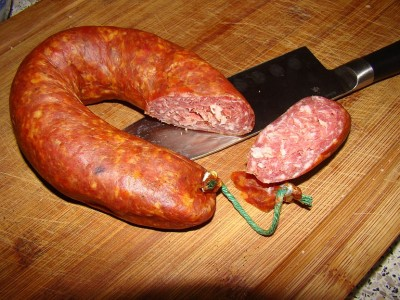 Sächsische Knackwurst