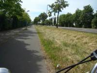 Riesaer Straße - stadteinwärts