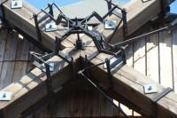 Spinnenkopf und Flügelwellenkopf II