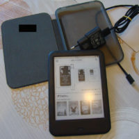 Lesegerät und Zubehör